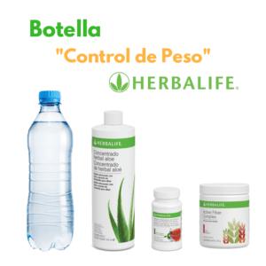 Botella Control de Peso Herbalife
