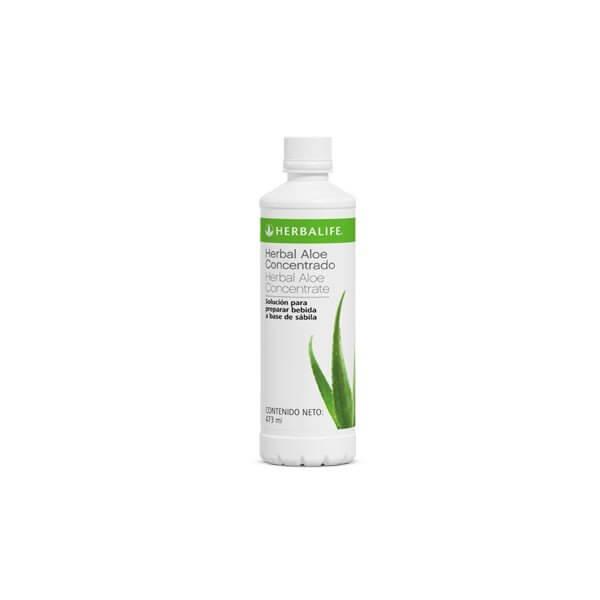 Bebida Concentrada de Aloe Herbalife sabor Original