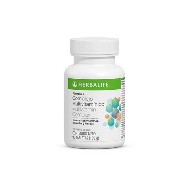 F2 Complejo Multivitamínico Herbalife